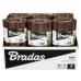 Бордюр садовый пластиковый Bradas 9м x 15см коричневый