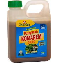 Средство от комаров для обработки кустов Zielony Dom 950 мл
