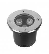 Тротуарный светильник Feron SP4111 3Вт Белый теплый