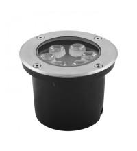 Тротуарный светильник Feron SP4112 6Вт Белый теплый