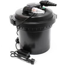 Напорный прудовый фильтр SunSun CPF-280 UV