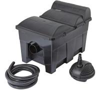 Проточный фильтр для пруда Pontec MultiClear Set 15000 комплект