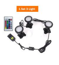 Светильники для пруда RGB 3