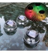 Плавающий светильник для пруда