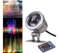Подводный светильник для пруда RGB